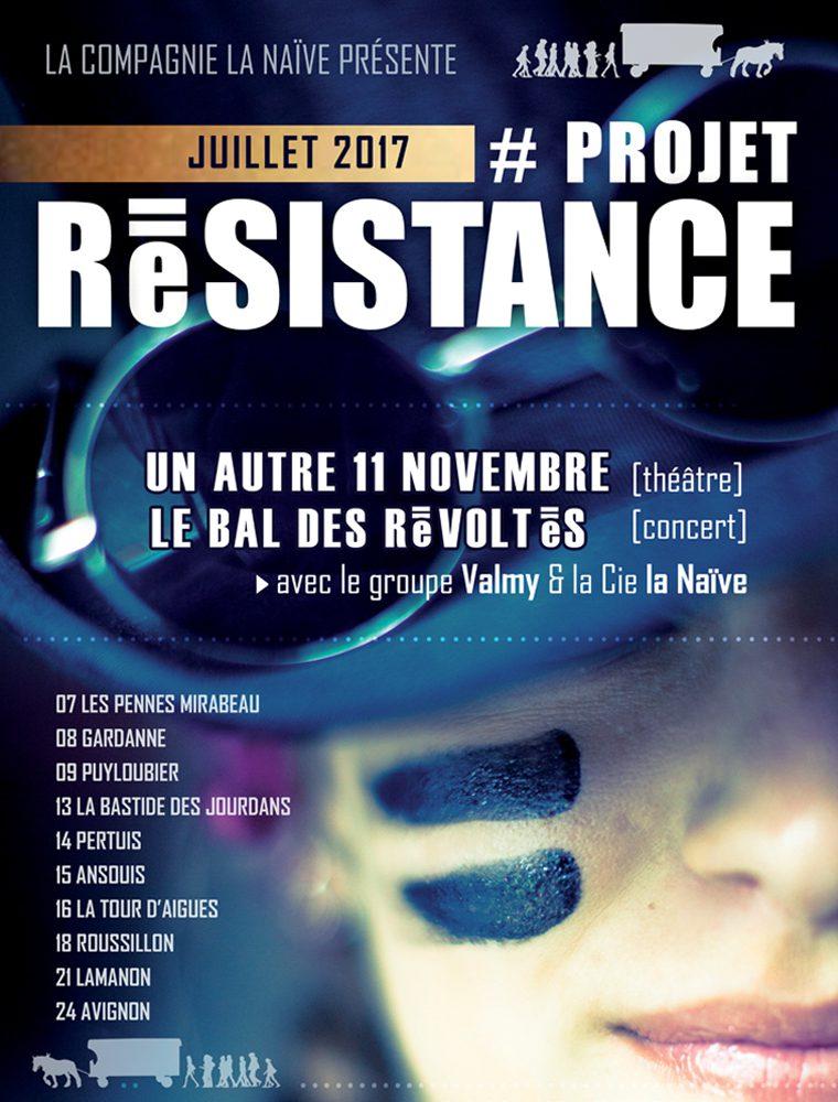 projet resistance